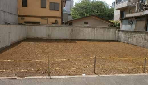 【東京都港区】急ぎで着工した住宅の解体工事