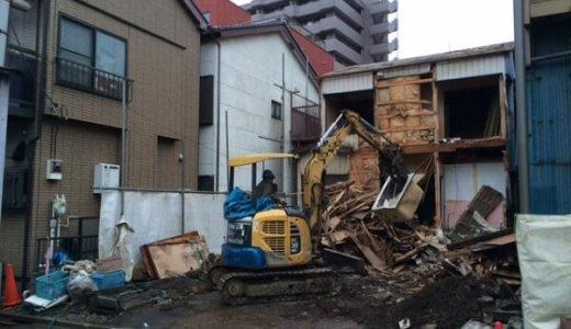 【東京都江東区】木造住宅の解体工事で抱いた費用の悩み