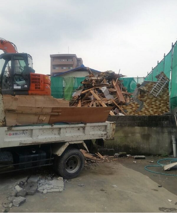 解体工事のトラブル アスベスト
