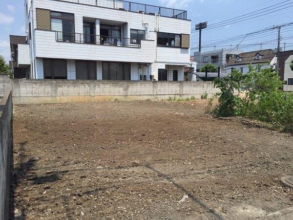 【栃木県足利市】妻の所有する土地の家屋の解体工事
