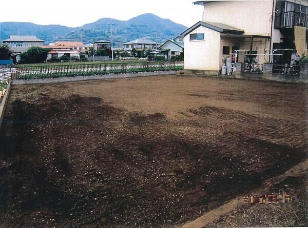 【神奈川県秦野市】遠方の古屋付きの土地を購入。新築するために古屋を解体しました。