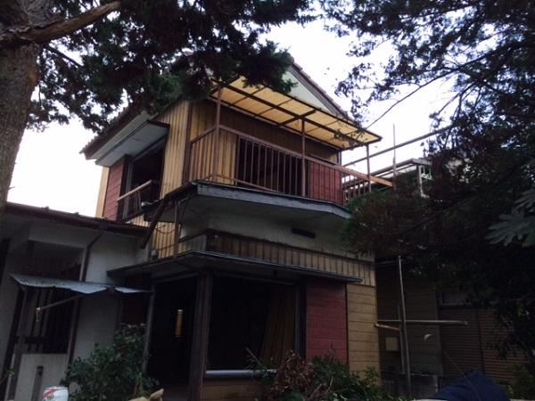 【東京都板橋区】木造家屋の解体工事費用。当初の見積りより10万円も削減できました