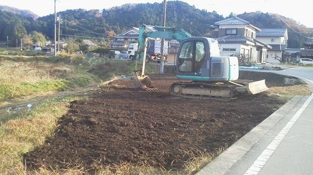 未登記の建物解体工事後に必要な手続き~家屋滅失届出書~