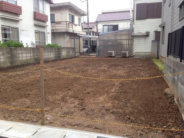 解体工事後の整地はきれいとは限らない!施主が確認すべき点
