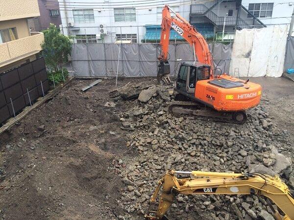 【鉄骨工場の解体工事】兵庫県神戸市の110坪の鉄骨工場を解体しました