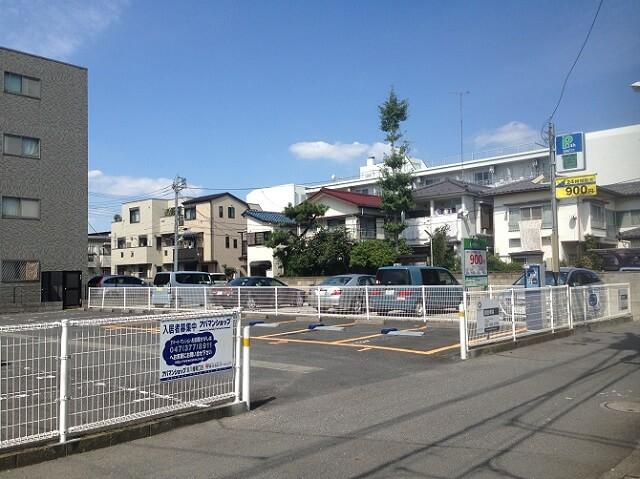 解体工事後の土地活用 駐車場