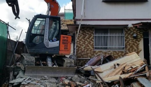 建物解体後の借地代は、いつまで払えばよいのか?