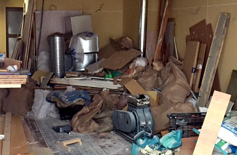 大型内装解体工事は許可証と実績で依頼!注意点まとめ