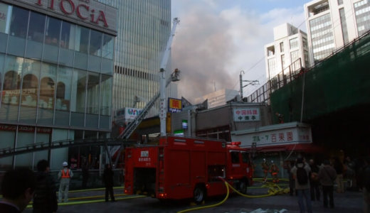 火事にあった建物の解体工事の手順とポイント