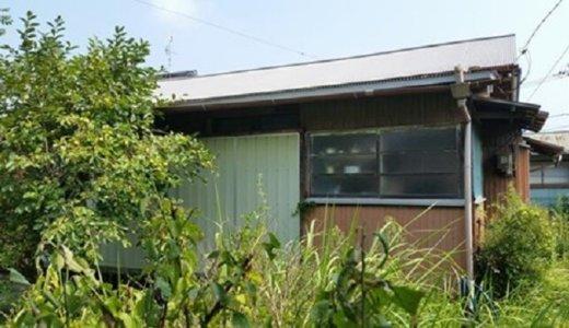 空き家法案がキッカケで木更津市にある実家の解体工事をしました。