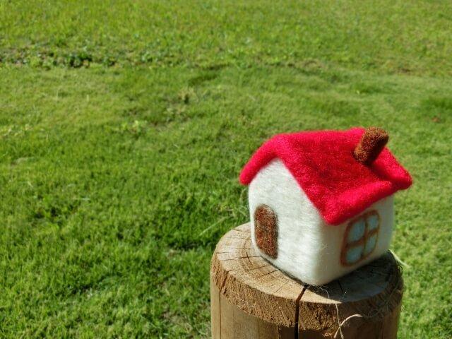 借地の解体工事