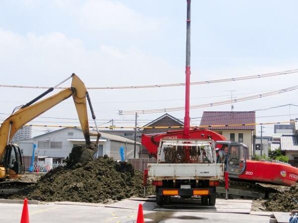 解体工事で厄介な「杭抜き工事」!重要なのは土地の状態を把握すること