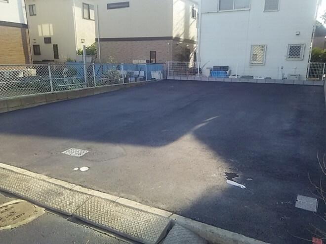 【千葉市の解体工事】駐車場施工とセットで依頼!お得に工事をしてもらいました。