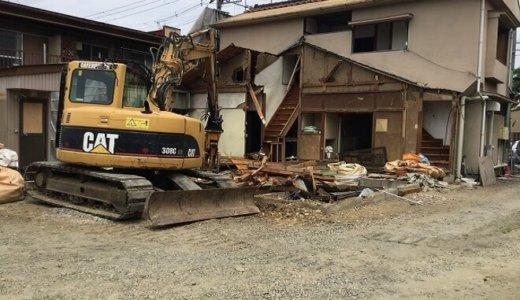 【宮城県仙台市】兄と共同名義の土地にあった建物を解体しました