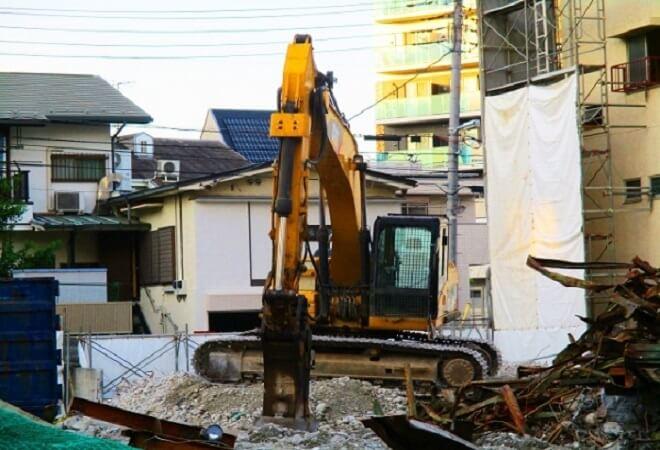 不燃化建築物の解体工事における 東京都北区の助成(補助)金制度