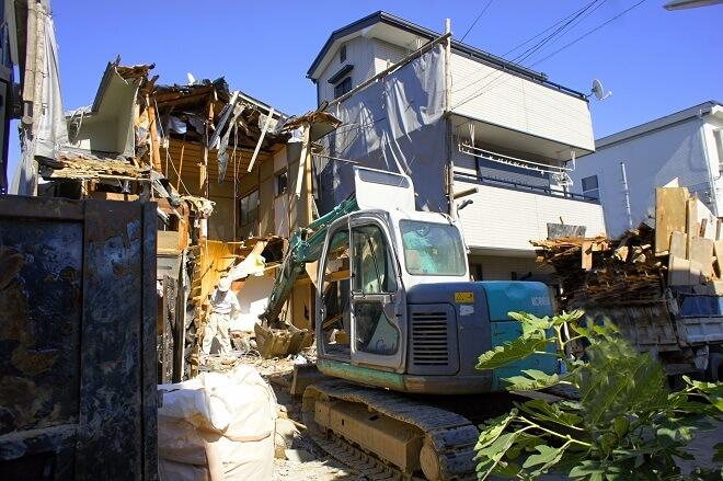 上尾市で解体業者を探している方におすすめな解体業者5選