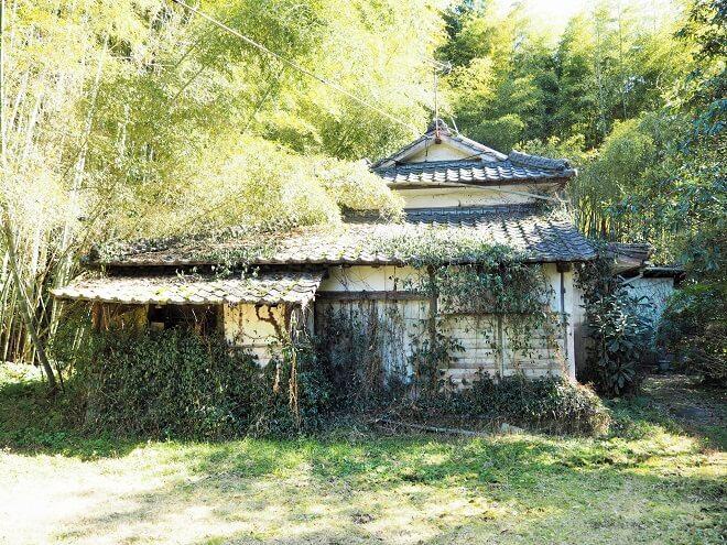 老朽空き家