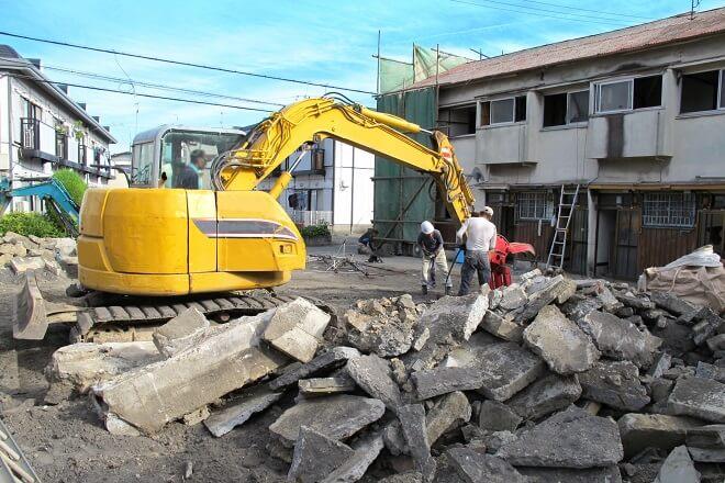 東京都三鷹市で解体業者を探している方におすすめな解体業者を教えます