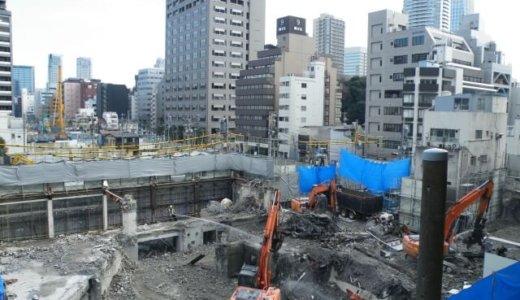 東京都中央区の解体費用と相場