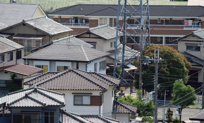 埼玉県坂戸市の解体費用・相場