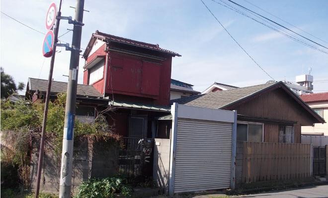 千葉市にある30坪の実家を更地にして売却・損せず売却成功しました
