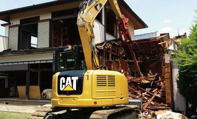 ハウスメーカーの解体見積りより85万円安くなりました・解体工事体験談