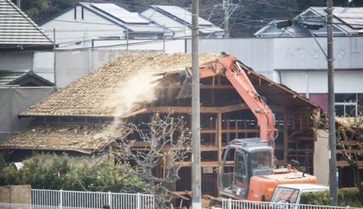 愛知県愛西市の解体費用と相場