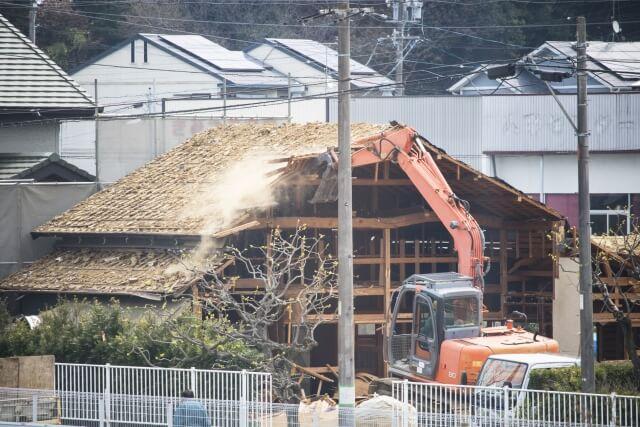 愛知県愛西市の解体費用・相場