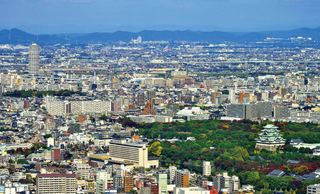 愛知県名古屋市中区の解体費用・相場