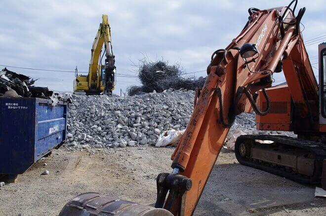 千葉県長生郡の解体費用と相場