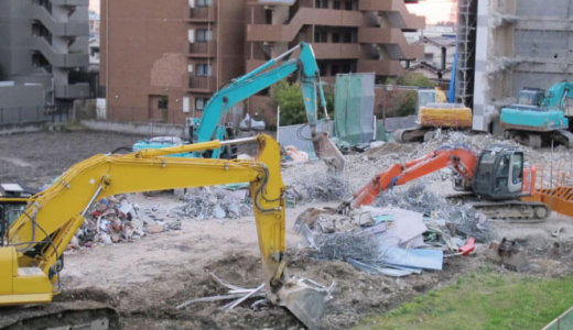 大阪府寝屋川市の解体費用と相場