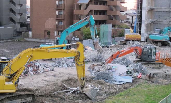 大阪府寝屋川市の解体費用・相場のまとめ、安く解体工事するコツ