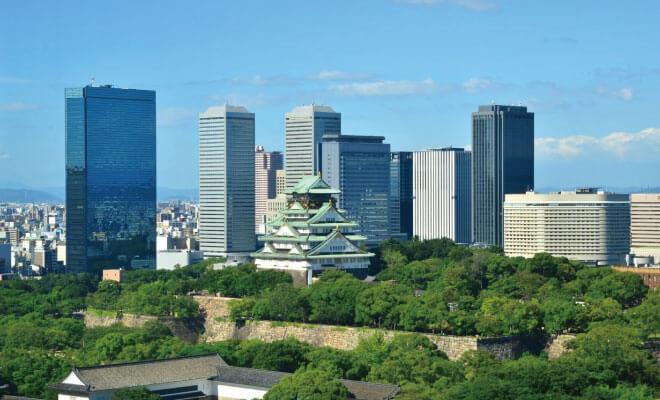 大阪府大阪市中央区の解体費用と相場