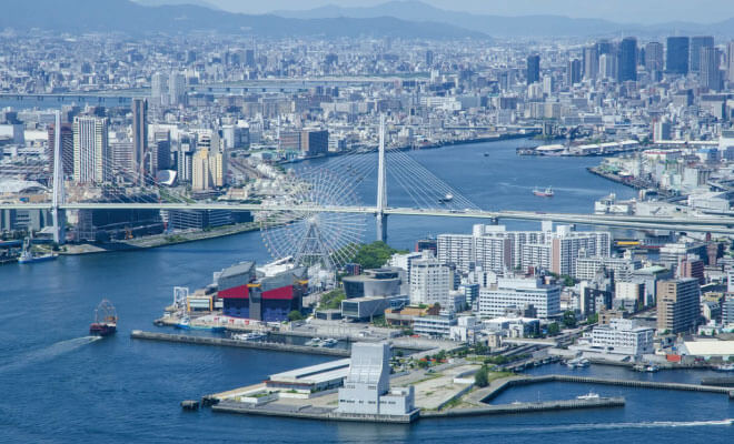 大阪府大阪市港区の解体費用と相場