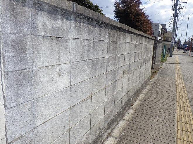 宮城県仙台市・ブロック塀と建物解体工事をまとめて依頼できました