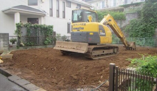 神奈川県川崎市 木造2階建て家屋の解体事例
