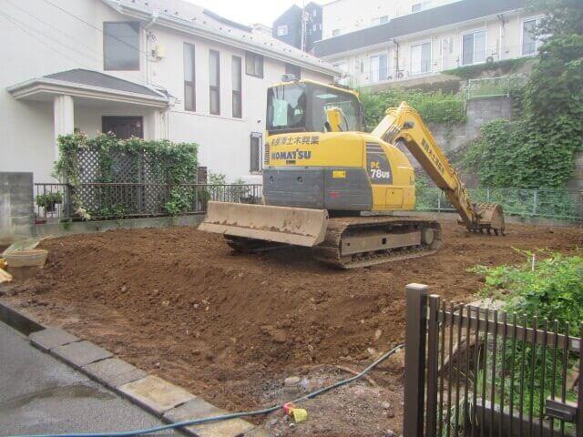 神奈川県川崎市・分離発注で費用も対応も満足の解体工事になりました