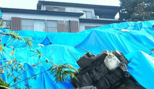 台風で近所に大きな迷惑をかけてしまった空き家の事例とその対応