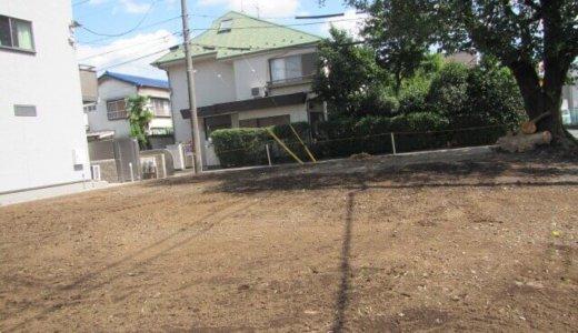 東京都三鷹市・鉄骨造の古い工場をわずか1ヶ月で解体工事できました