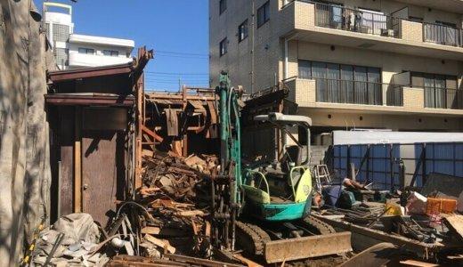 千葉県習志野市 木造2階建て家屋の解体事例
