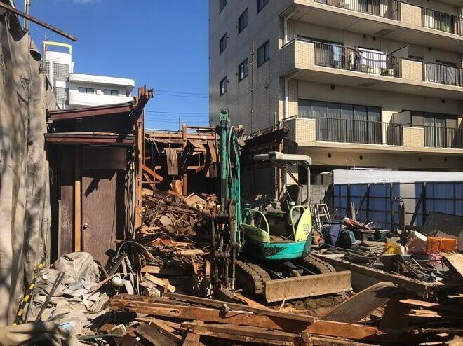 千葉県習志野市・解体業者の細かな対応で終始安心の解体工事でした