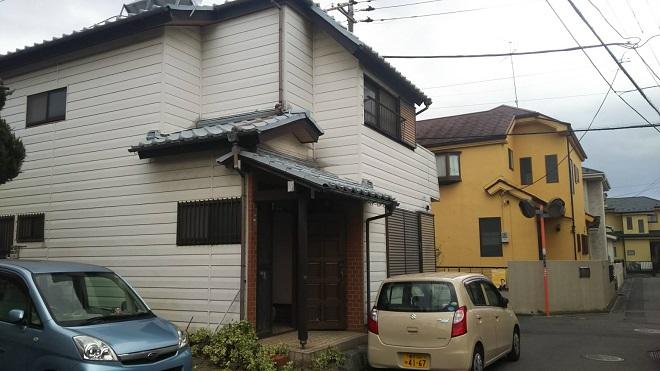 【神奈川県相模原市の解体工事】住宅地密集地に建つ古家!ノークレームで安く解体工事完了