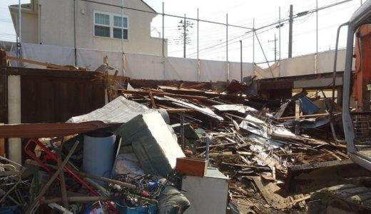 【埼玉県鴻巣市の解体工事】区画整理で自宅解体!総費用を抑え、不用品処分も一緒に依頼できました。