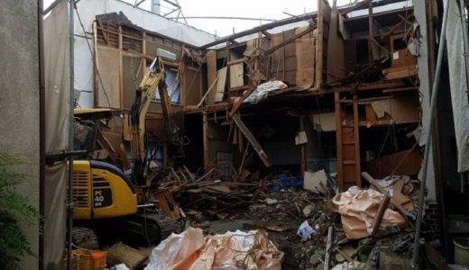 東東京都北区・埋設物に近隣問題。対応力ある解体業者で乗切れました。