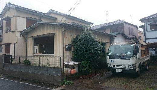 埼玉県蓮田市・残置物処分は解体業者にお任せで手間を省いた解体工事