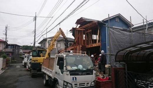 【埼玉県鴻巣市の解体工事】分離発注で解体費用が30万コストダウンできました。