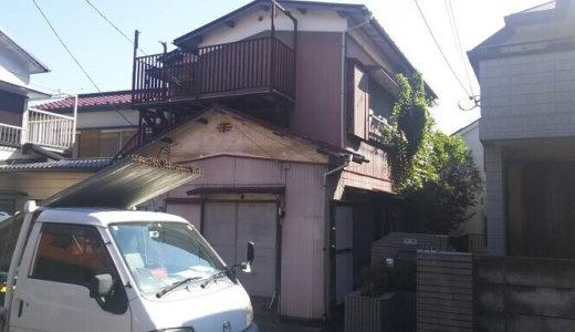神奈川県横浜市・土地売却のための解体工事。きれいな更地に大満足!