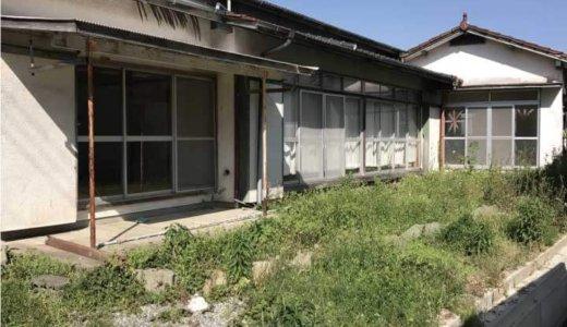 【兵庫県姫路市】老朽化した空き家の解体撤去で、最大50万円の補助