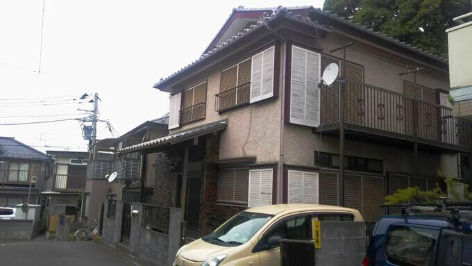 事例1相模原市の木造住宅