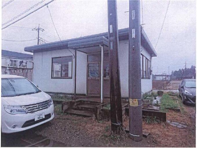 ユニット系のプレハブ小屋
